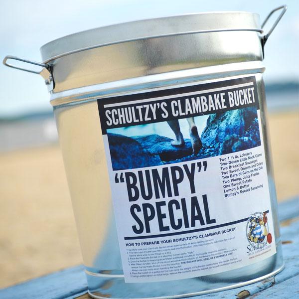 The Bumpy Special Schultzy Bucket