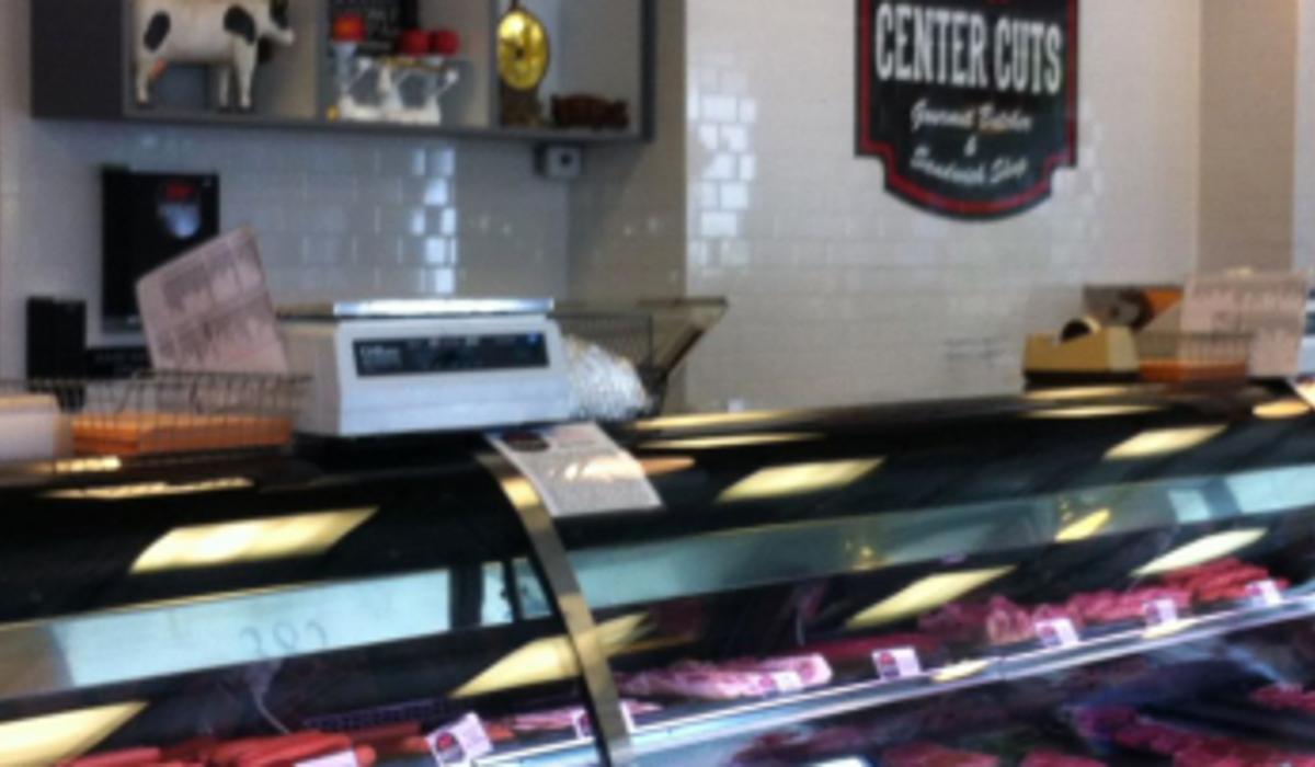 Inside of Center Cuts Butcher Shop