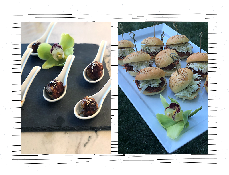 assorted-appetizers-sliders-and-meatballs